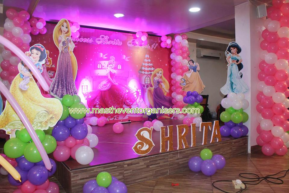 Birthday Party Decorations in Chennai Associated vendors with
