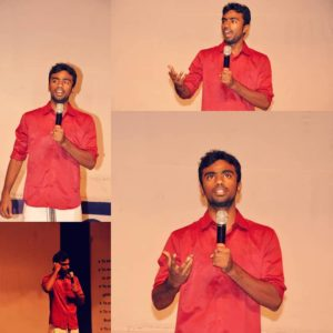 Chennai Event Male MC Lambo Kanna from Chennai Event Emcees and Entertainers