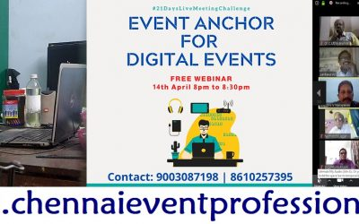 Virtual Birthday Party Online Event Management by Chennai Event Entertainers